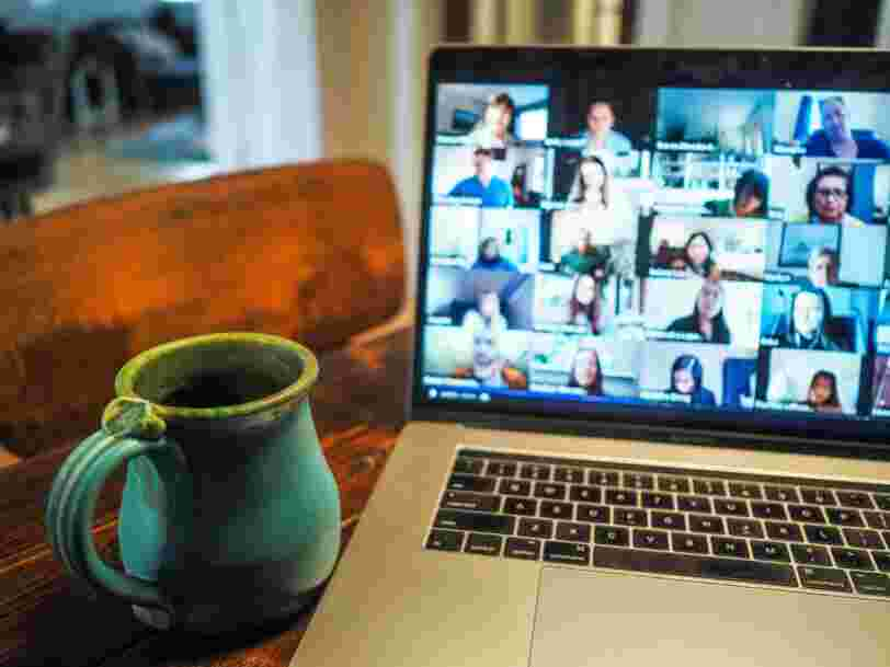 Pourquoi les réunions de travail en visio peuvent vous paraître épuisantes