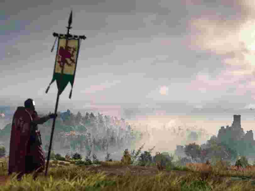 Xbox dévoile des images des jeux prévus sur sa nouvelle Series X, dont le prochain 'Assassin's Creed'