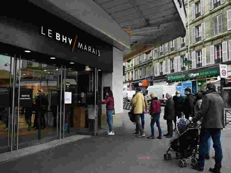 Réouverture des magasins : quelles sont les mesures mises en place pour faire son shopping en toute sécurité ?