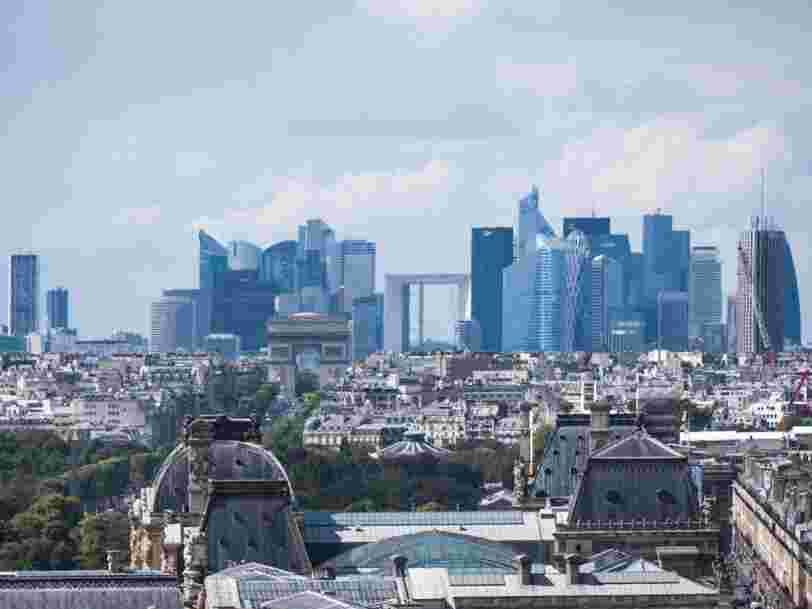 Les 7 régions concentrant le plus de riches en France