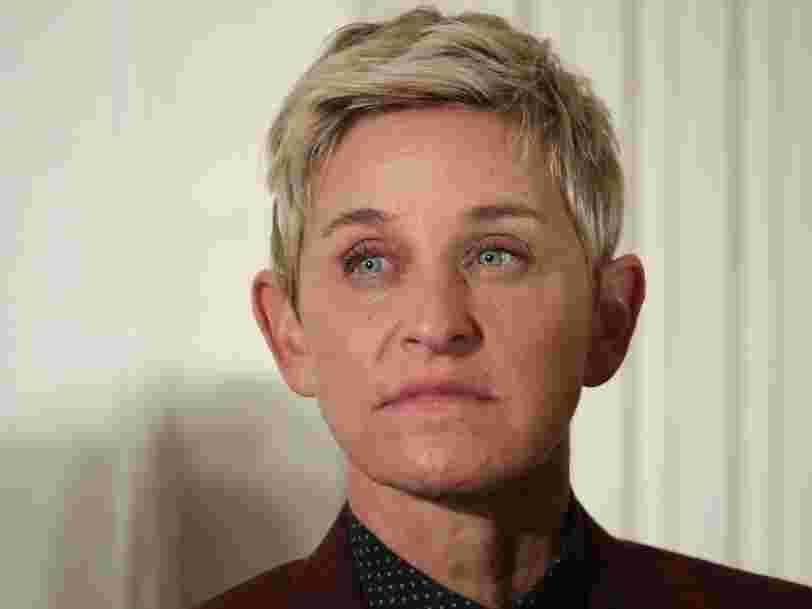 Ellen DeGeneres aurait un jour appelé Steve Jobs pour se plaindre de son iPhone