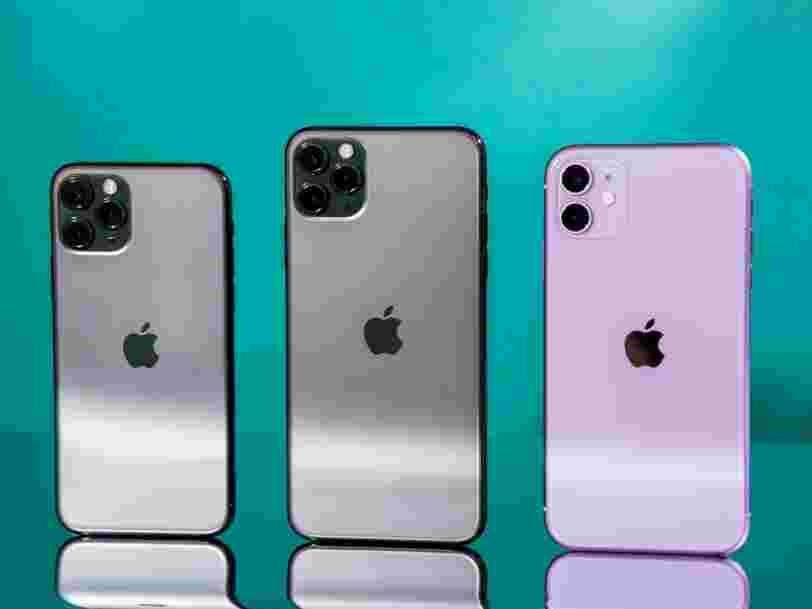 L'iPhone 12 pourrait enfin disposer d'un écran plus performant pour égaler certains téléphones Android