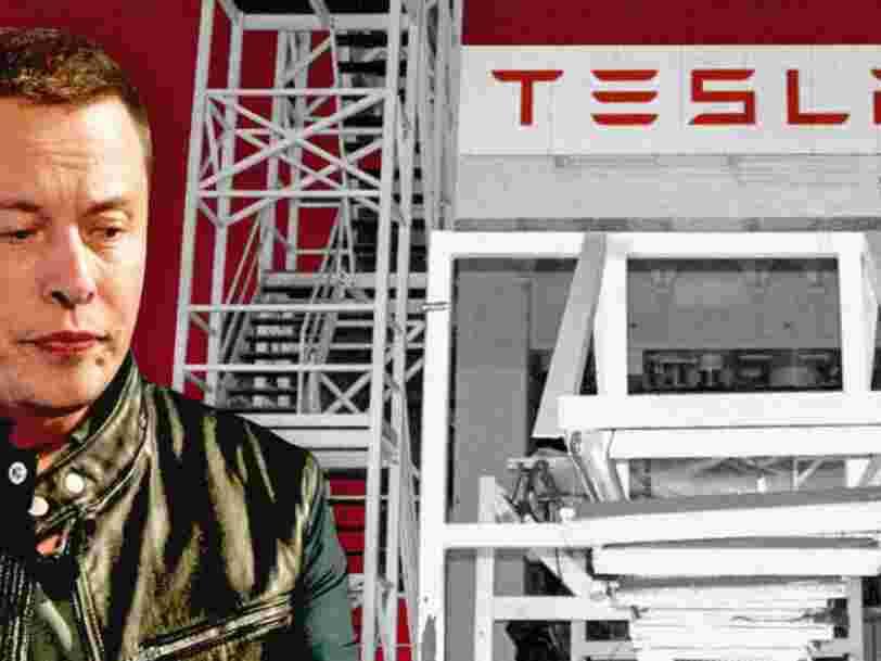 Tesla a obtenu l'accord des autorités sanitaires locales pour rouvrir son usine californienne le 18 mai