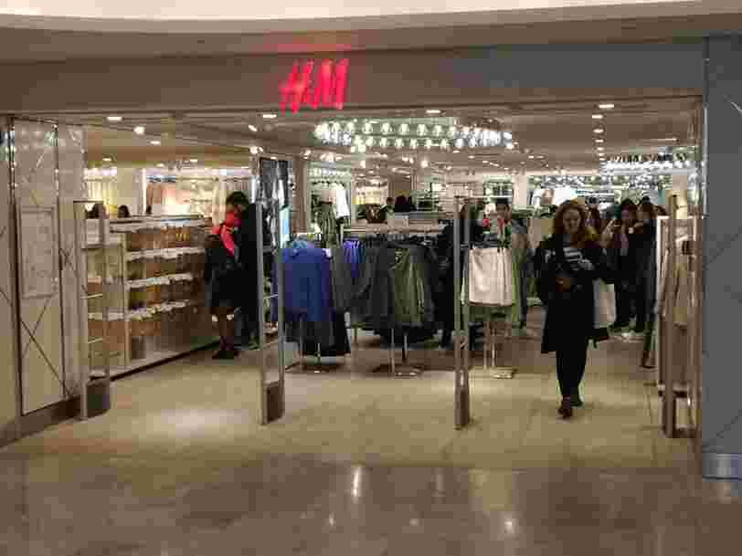 Fnac, Leroy Merlin, H&M... Les magasins qui imposent le port du masque à leurs clients
