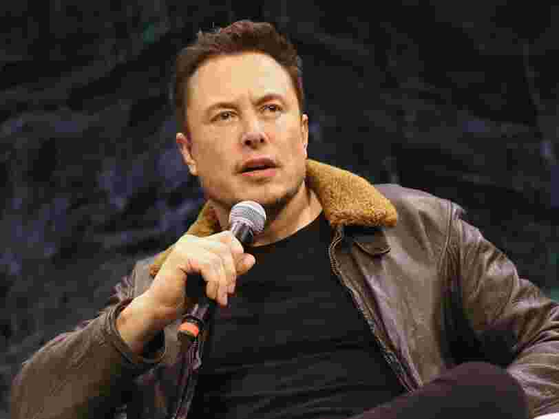Elon Musk continue de vendre ses propriétés : 'Les possessions matérielles vous pèsent un peu (politiquement)'