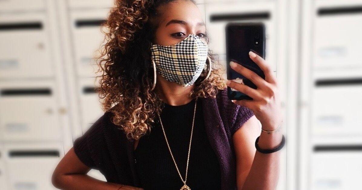 Le Masque En Passe De Devenir Un Accessoire De Mode Dans