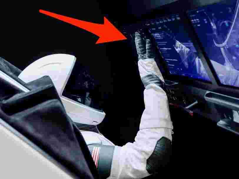 SpaceX a conçu un jeu vidéo qui vous met dans la peau d'un astronaute de la NASA