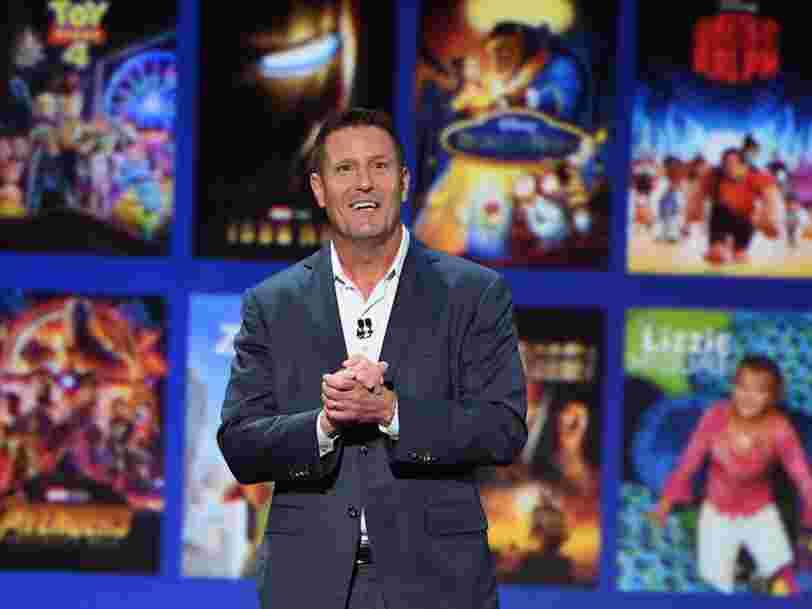 Le patron de Disney+ devient le nouveau DG de TikTok