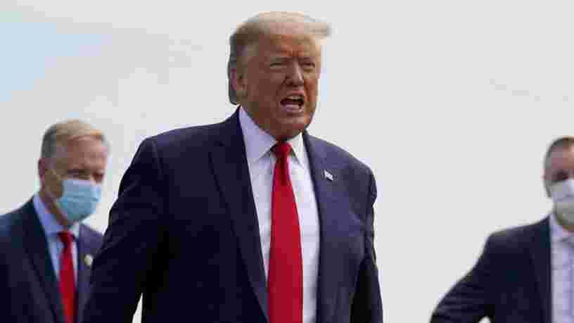 Donald Trump prend de l'hydroxychloroquine alors que les autorités sanitaires américaines le déconseille fortement