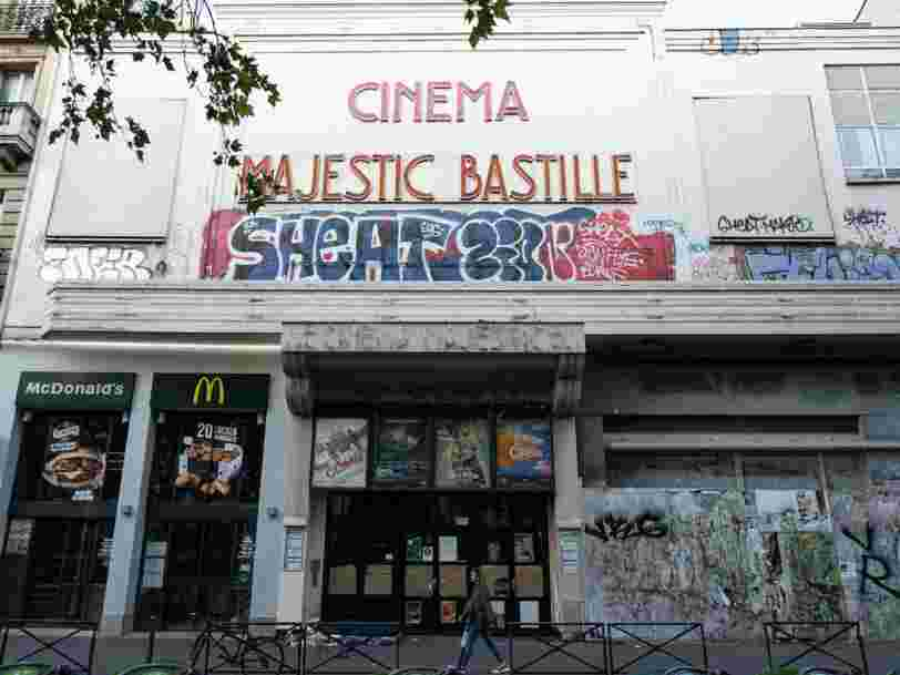 Le gouvernement table sur une réouverture des cinémas en juillet