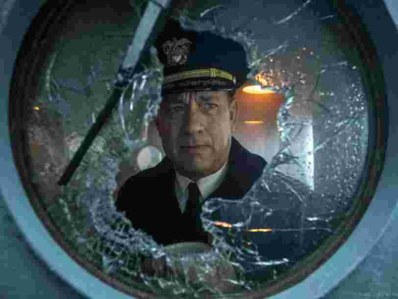 Le prochain film de Tom Hanks sortira sur Apple TV+ à cause de la fermeture des cinémas