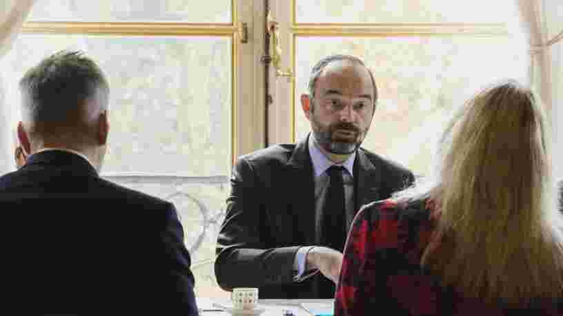 Édouard Philippe annonce que le second tour des élections municipales se tiendra le 28 juin 2020
