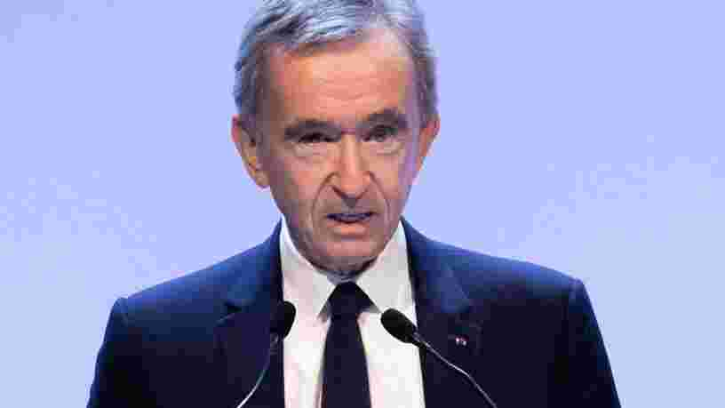 Bernard Arnault s'empare d'un quart du capital de Lagardère
