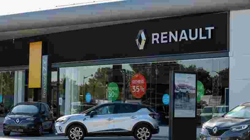 Emmanuel Macron annonce un plan à plus de 8 Mds€ pour soutenir l'industrie automobile