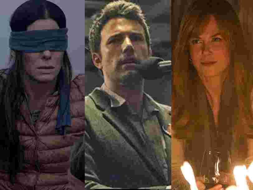 9 thrillers à suspense que vous devriez lire et regarder dans votre vie