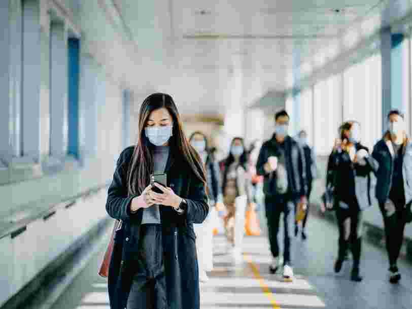 Le prix de vente des masques pour le grand public serait globalement respecté