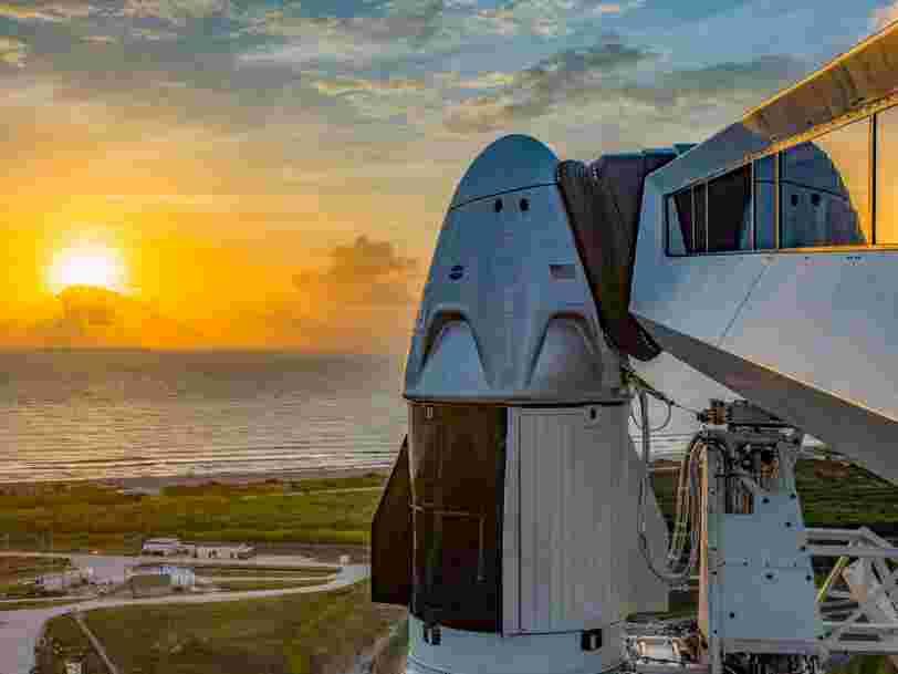 Voici 6 façons de regarder en ligne le premier vol habité lancé par SpaceX