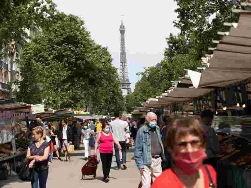 La récession de l'économie française pourrait être bien supérieure à 8% en 2020