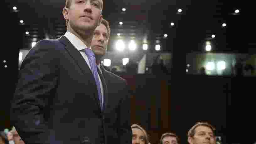 Facebook expose ses utilisateurs à des opinions de plus en plus extrêmes et Mark Zuckerberg refuse d'y remédier