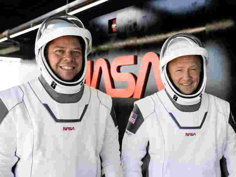 Pourquoi le lancement de SpaceX pour la NASA est si important pour la société d'Elon Musk et les États-Unis