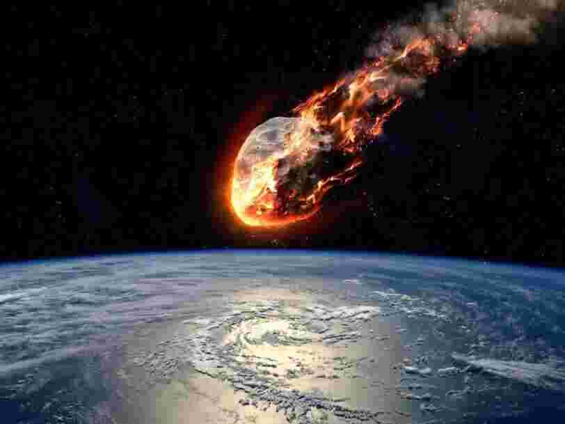 L'astéroïde qui a éliminé les dinosaures aurait frappé à un angle parfait pour infliger un maximum de dégâts
