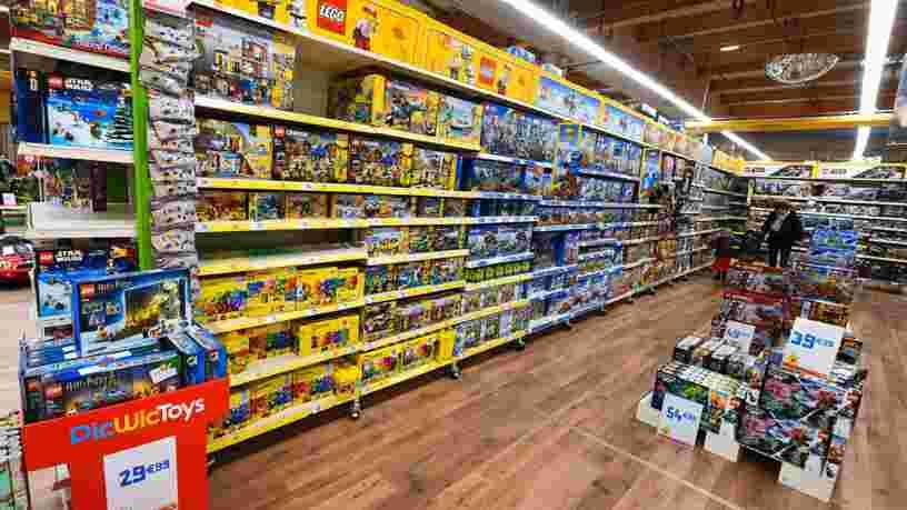 L'enseigne de jouet PicWicToys envisage la fermeture de 23 magasins et la suppression de 447 emplois