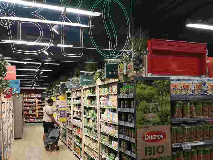 Voici les produits que les Français achètent le plus en bio