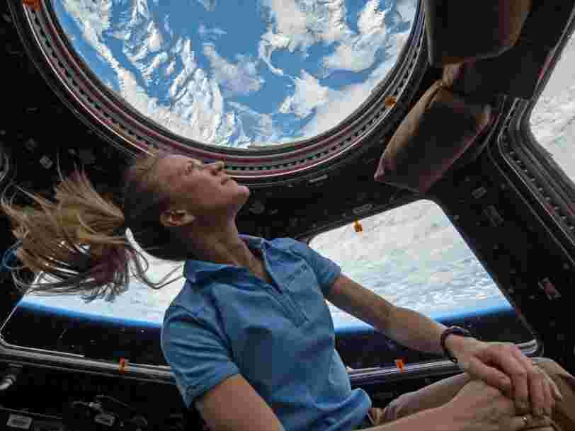 Des astronautes décrivent l''overview effect', ce qu'ils ressentent en voyant la Terre depuis l'espace