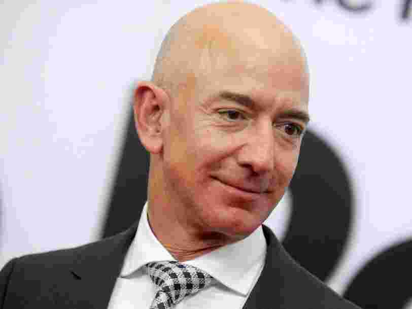 Jeff Bezos est devenu encore plus riche durant la pandémie, sa fortune atteint désormais 150 Mds$