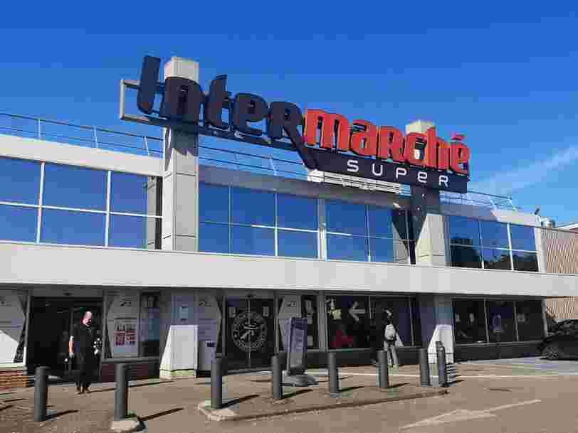 Les ventes de Leclerc et Intermarché progressent fortement en ce début 2021