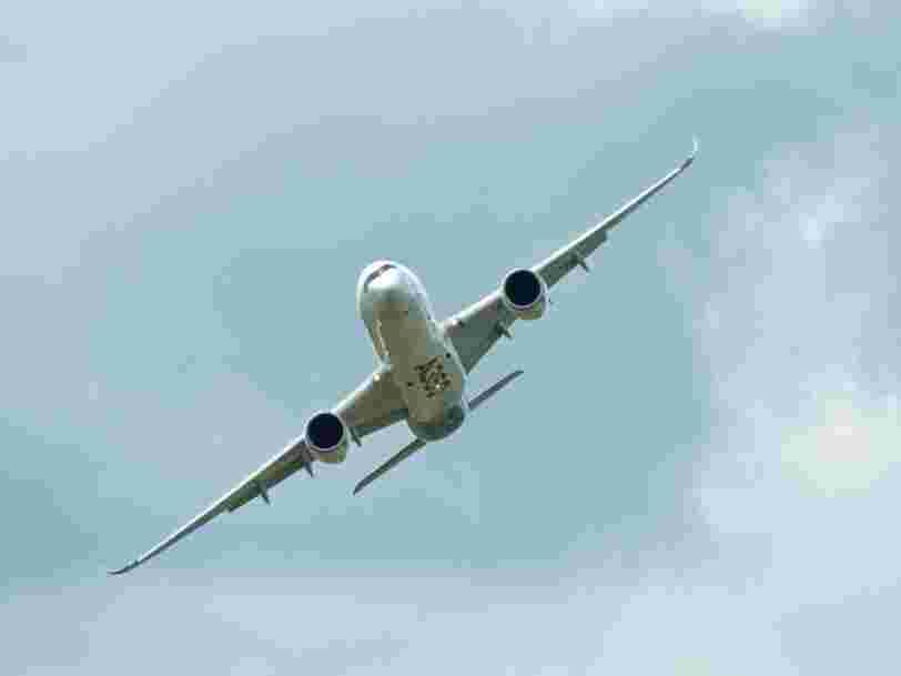 Un plan de 15 Mds€ doit sauver la filière aéronautique et lancer 'l'avion vert' de demain