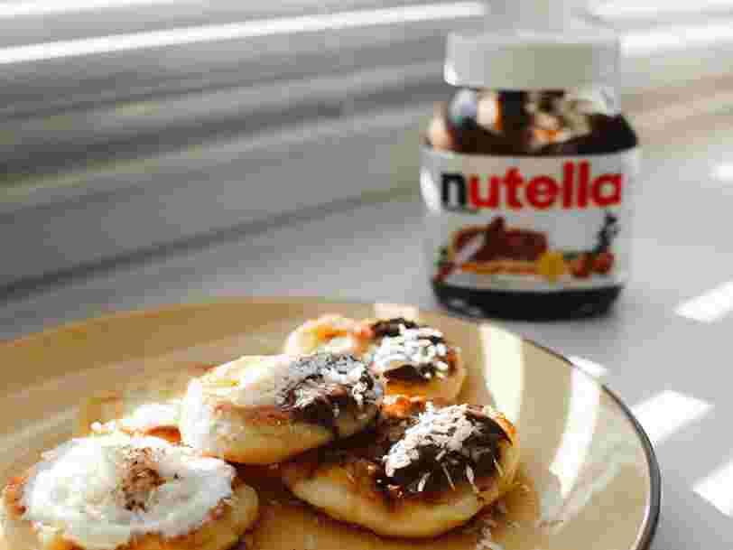 Les Français ont consommé encore plus de Nutella pendant le confinement