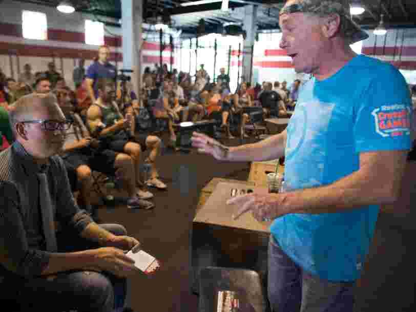 Le patron de CrossFit démissionne après la polémique sur son tweet lié à la mort de George Flyod