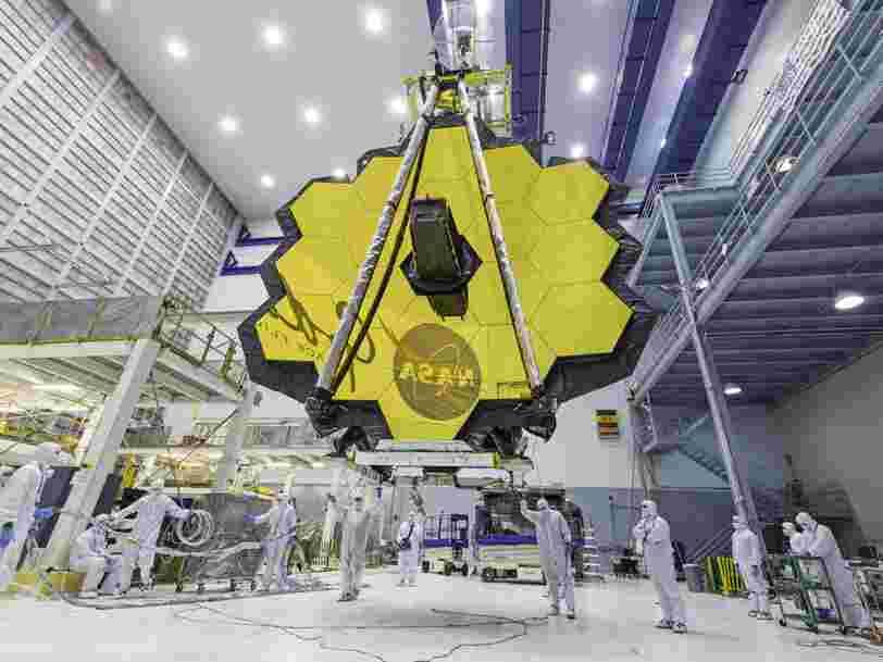 Le lancement du très attendu télescope spatial James Webb est encore retardé