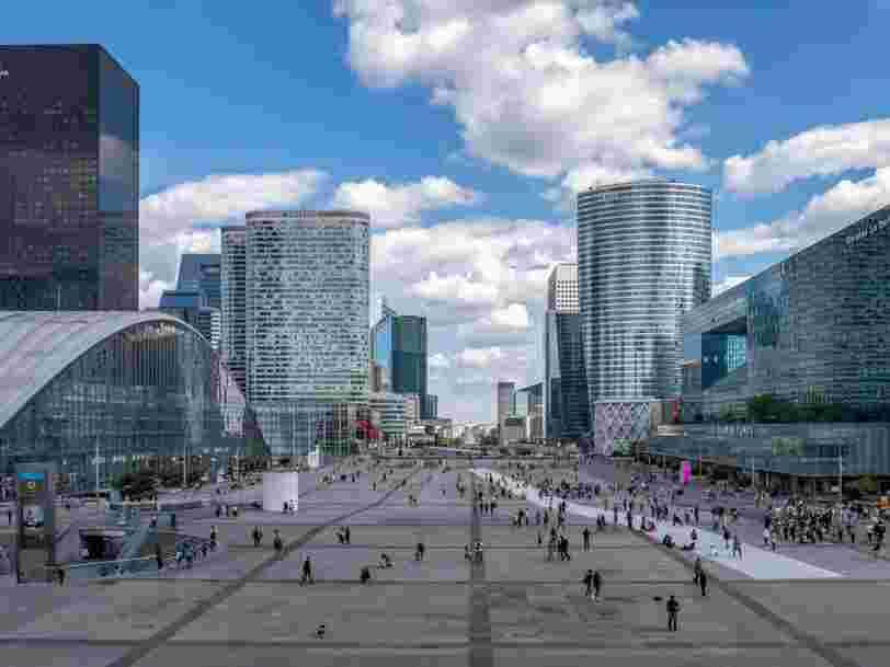 Vinci va construire le nouveau siège de Total à la Défense pour 850 M€