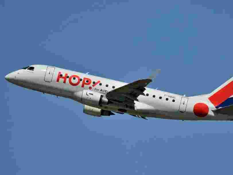 Air France pourrait délaisser en partie Orly au profit de Transavia