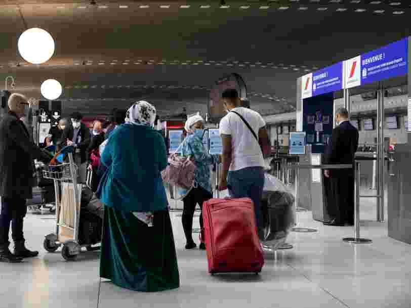 L'Union européenne lance un site web pour connaître les restrictions dans les pays où vous souhaitez voyager cet été
