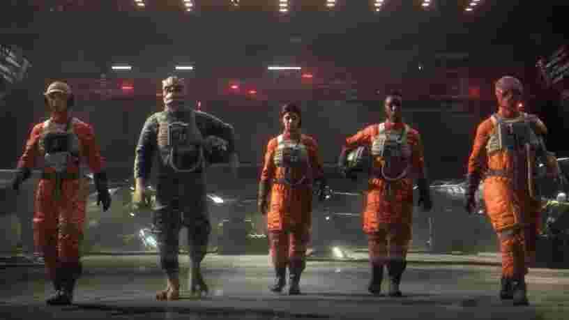 EA dévoile les premières images de 'Star Wars: Squadrons' avant son événement Play Live