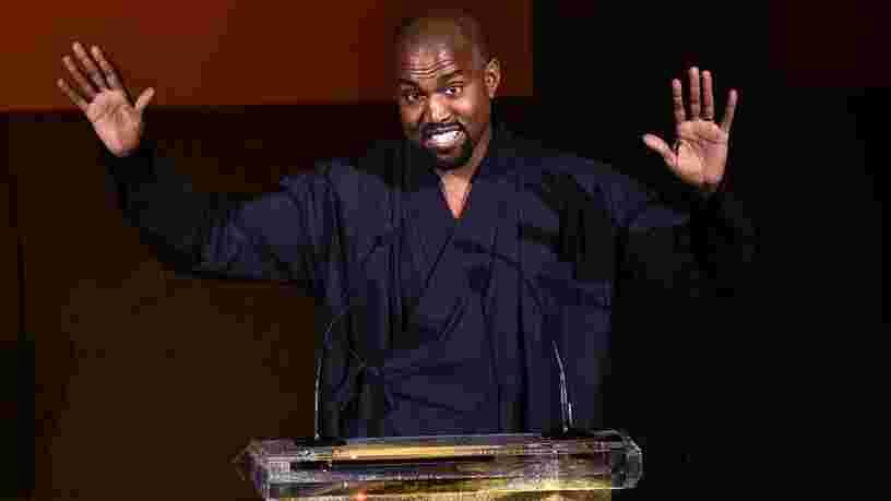Kanye West pourrait lancer une ligne de cosmétiques Yeezy