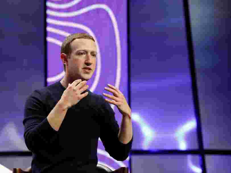 Facebook retire des publicités de campagne de Donald Trump car elles utilisent un symbole nazi