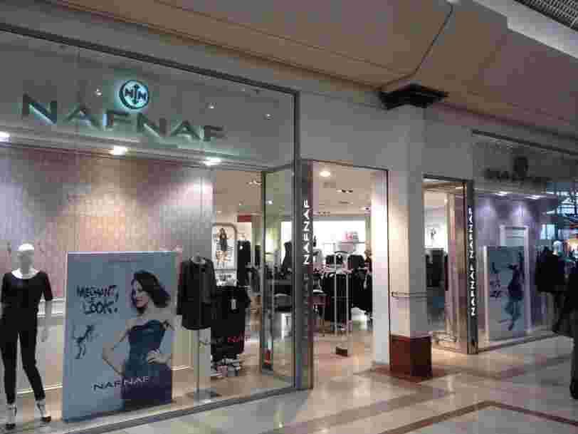 Naf Naf est repris par son fournisseur turc qui va conserver 75% des emplois