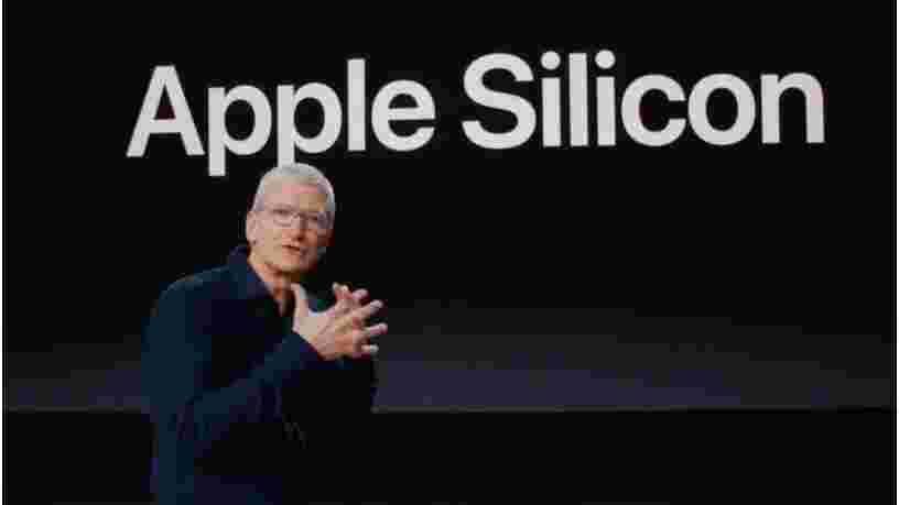 Apple va équiper ses nouveaux Mac avec ses propres processeurs silicon
