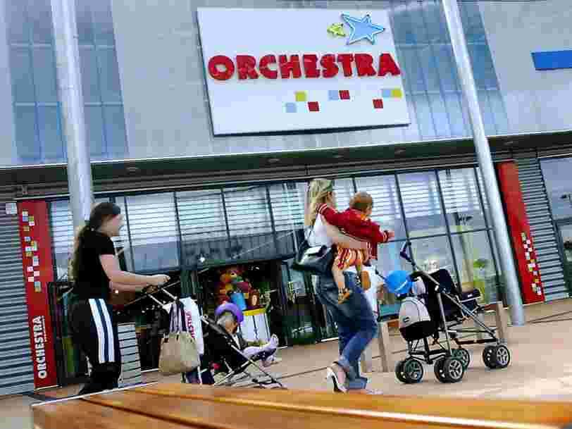 Orchestra-Prémaman : les choses se compliquent pour la reprise de l'enseigne