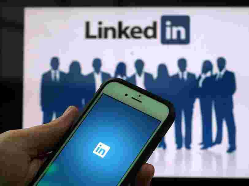 Vous pouvez désormais publier des stories sur LinkedIn