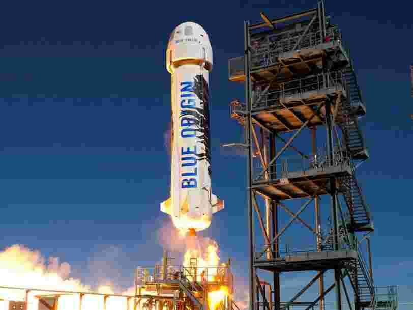 Virgin Galactic et Blue Origin pourraient bientôt propulser les scientifiques de la NASA aux confins de l'espace