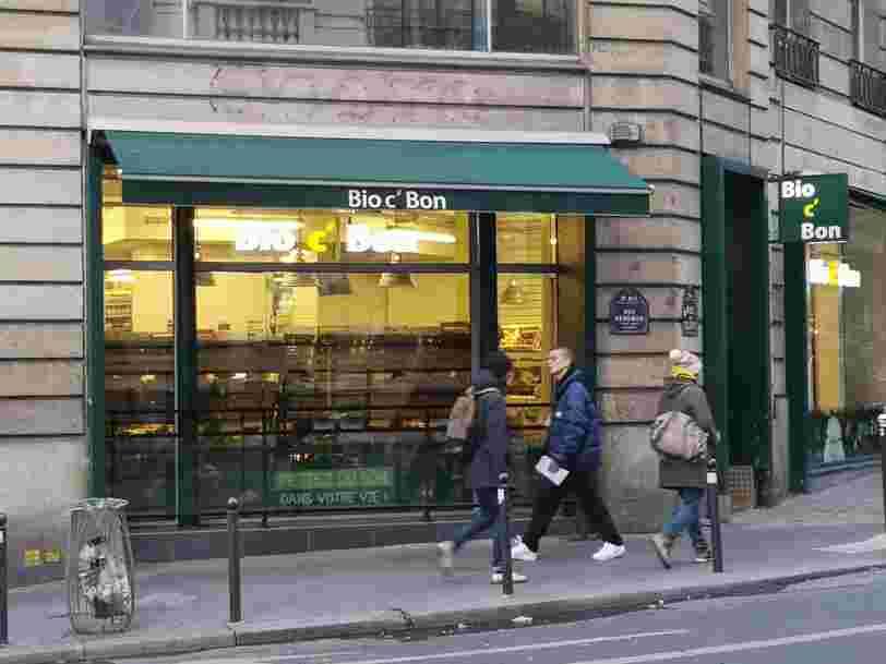 Après Casino et Carrefour, Auchan s'intéresse également à Bio C'Bon