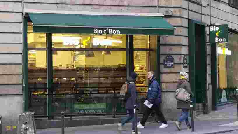 L'enseigne Bio c' Bon pourrait être rachetée par le propriétaire des magasins Picard