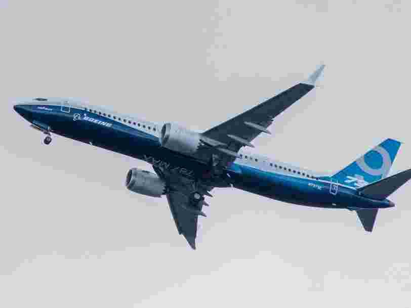 Boeing devrait faire revoler son 737 Max ce lundi pour un vol d'essai