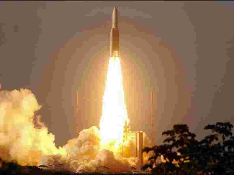 L'Europe va accélérer ses programmes spatiaux en raison de la concurrence de SpaceX et de la Chine