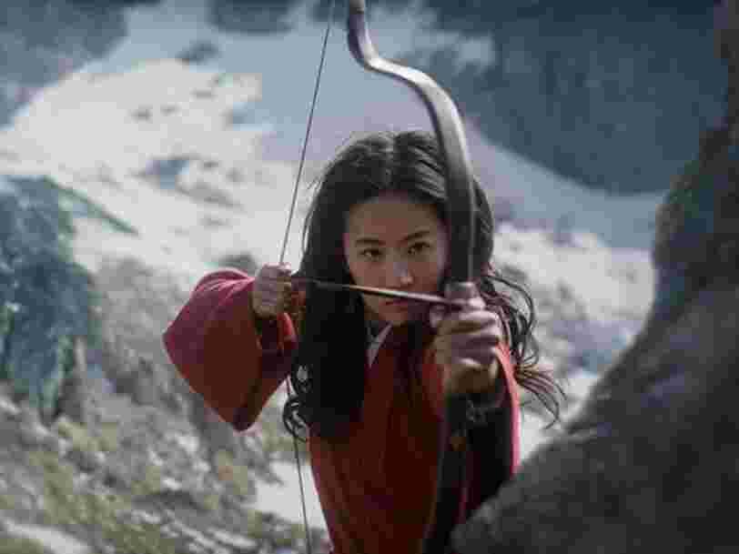 Disney repousse encore la sortie de 'Mulan' en France